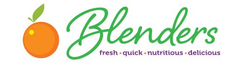 Blenders In The Grass Logo